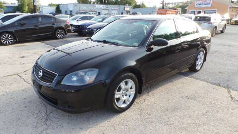 2006 Nissan Altima for sale at Unlimited Auto Sales in Upper Marlboro MD