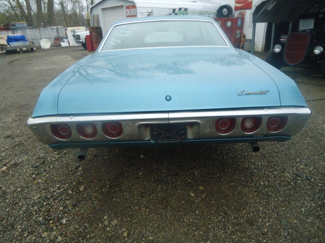 1968 Chevrolet Impala 18