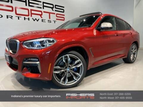 2020 BMW X4 for sale at Fishers Imports in Fishers IN
