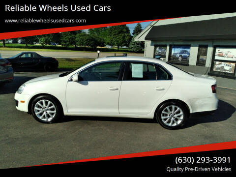 2010 Volkswagen Jetta for sale at Reliable Wheels Used Cars in West Chicago IL