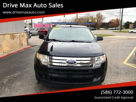 2010 Ford Edge for sale at Drive Max Auto Sales in Warren MI