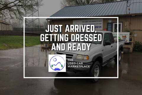 2003 Mazda Truck for sale at The Used Car MarketPlace in Newberg OR