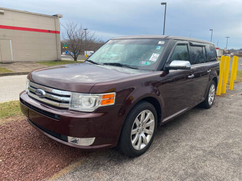 2010 Ford Flex for sale at McNamara Auto Sales - Kenneth Road Lot in York PA