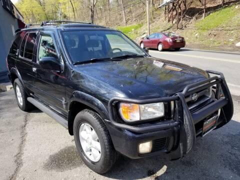 2001 Nissan Pathfinder for sale at Bloomingdale Auto Group in Bloomingdale NJ