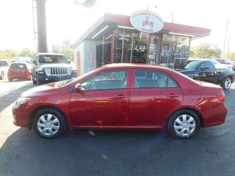 2009 Toyota Corolla for sale at The Carriage Company in Lancaster OH