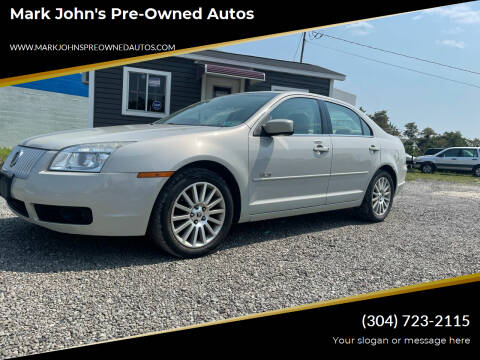2008 Mercury Milan for sale at Mark John's Pre-Owned Autos in Weirton WV