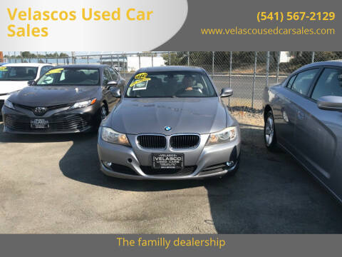 2009 BMW 3 Series for sale at Velascos Used Car Sales in Hermiston OR
