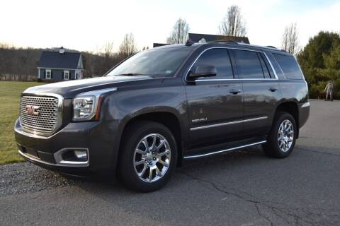 2016 GMC Yukon for sale at Blue Line Motors in Winchester VA