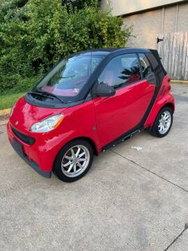 2009 Smart fortwo for sale at Executive Motors in Hopewell VA