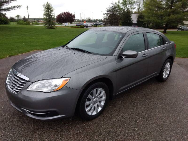 2012 Chrysler 200 for sale at CarZip in Indianapolis IN