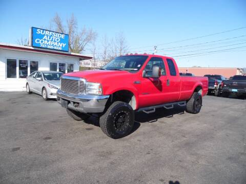 1999 Ford F-350 Super Duty for sale at Surfside Auto Company in Norfolk VA