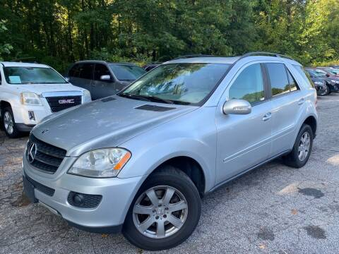 2007 Mercedes-Benz M-Class for sale at Car Online in Roswell GA
