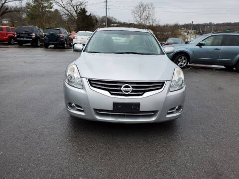 2011 Nissan Altima for sale at DISCOUNT AUTO SALES in Johnson City TN
