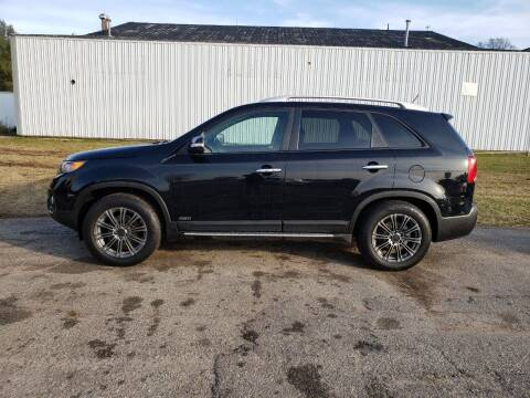 2012 Kia Sorento for sale at Steve Winnie Auto Sales in Edmore MI
