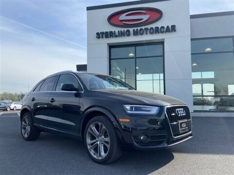 2015 Audi Q3 for sale at Sterling Motorcar in Ephrata PA