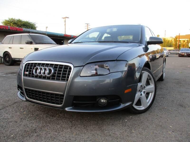 2006 Audi A4 for sale at WESTERN MOTORS in Santa Ana CA