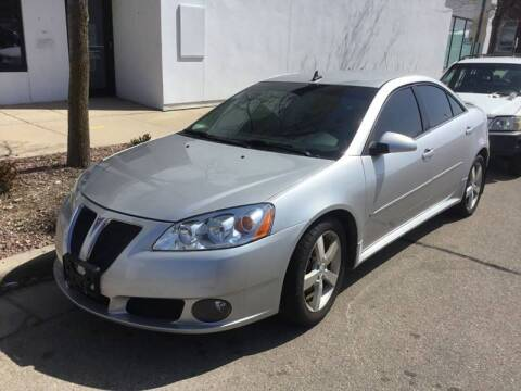 2009 Pontiac G6 for sale at Steve's Auto Sales in Madison WI