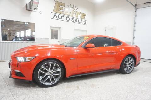 2016 Ford Mustang for sale at Elite Auto Sales in Ammon ID