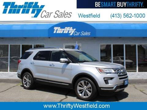 2018 Ford Explorer for sale at Thrifty Car Sales Westfield in Westfield MA