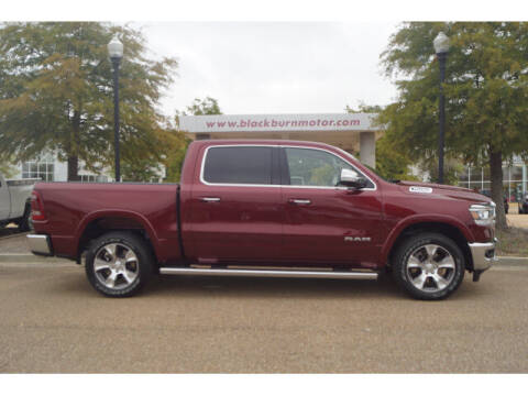 2021 RAM Ram Pickup 1500 for sale at BLACKBURN MOTOR CO in Vicksburg MS