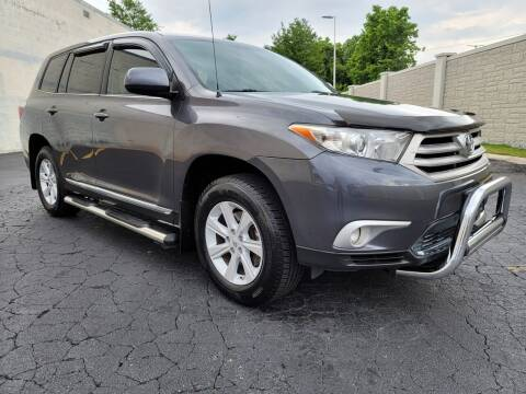 2012 Toyota Highlander for sale at AUTO FIESTA in Norcross GA