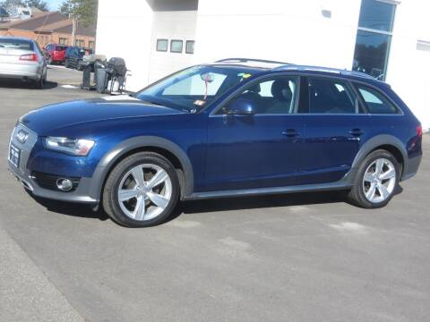 2014 Audi Allroad for sale at Price Auto Sales 2 in Concord NH