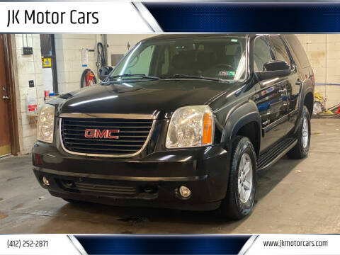 2010 GMC Yukon for sale at JK Motor Cars in Pittsburgh PA