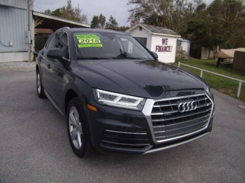 2018 Audi Q5 for sale at Auto Brokers in Gulf Breeze FL