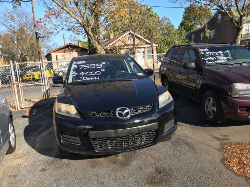 2007 Mazda CX-7 for sale at Chambers Auto Sales LLC in Trenton NJ