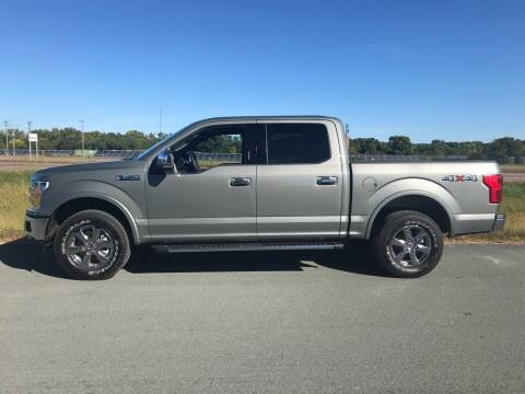 2020 Ford F-150 for sale at Whi-Con Auto Brokers in Shakopee MN