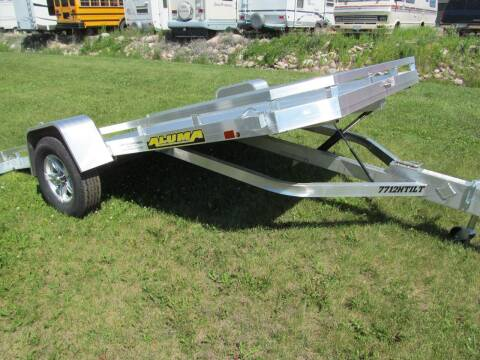 "2022 Aluma 77"" X 12' TILT for sale at Flaherty's Hi-Tech Motorwerks in Albert Lea MN"