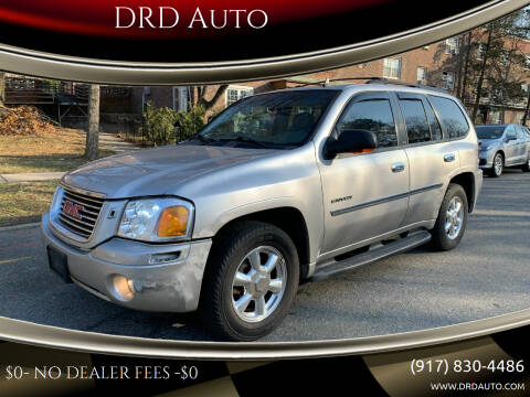 2006 GMC Envoy for sale at DRD Auto Market in Flushing NY