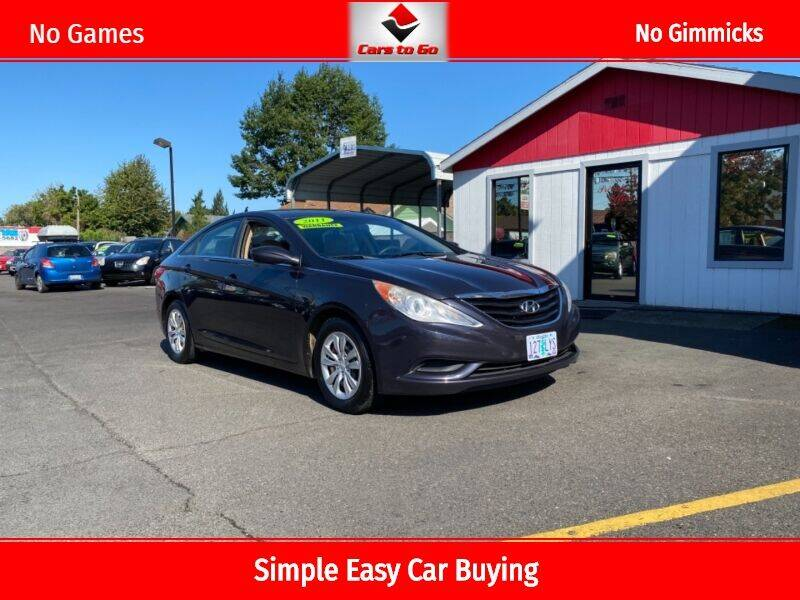 2011 Hyundai Sonata for sale at Cars To Go in Portland OR