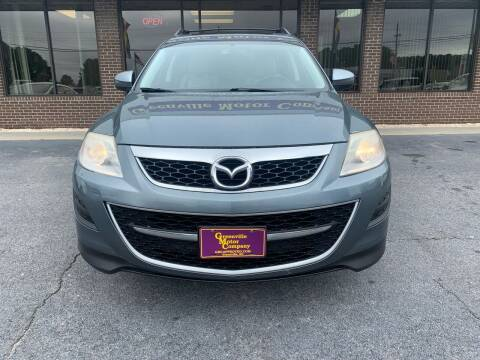 2012 Mazda CX-9 for sale at East Carolina Auto Exchange in Greenville NC