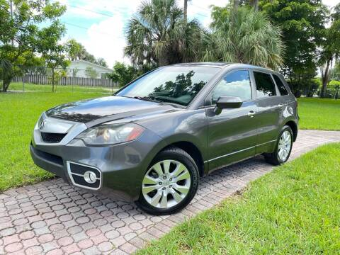 2010 Acura RDX for sale at Citywide Auto Group LLC in Pompano Beach FL