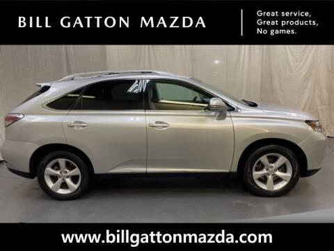 2013 Lexus RX 350 for sale at Bill Gatton Used Cars - BILL GATTON ACURA MAZDA in Johnson City TN