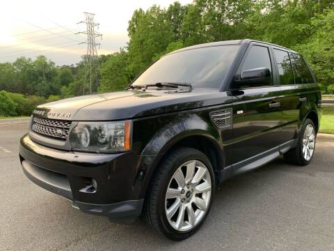 2011 Land Rover Range Rover Sport for sale at 5 Star Auto in Matthews NC