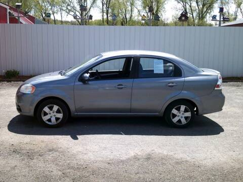 2010 Chevrolet Aveo for sale at Chaddock Auto Sales in Rochester MN
