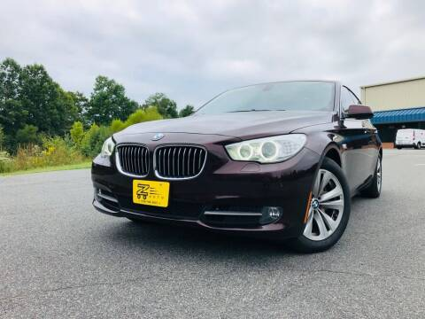 2013 BMW 5 Series for sale at Z Auto in Ruckersville VA