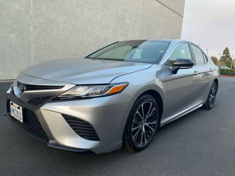 2020 Toyota Camry for sale at Korski Auto Group in National City CA