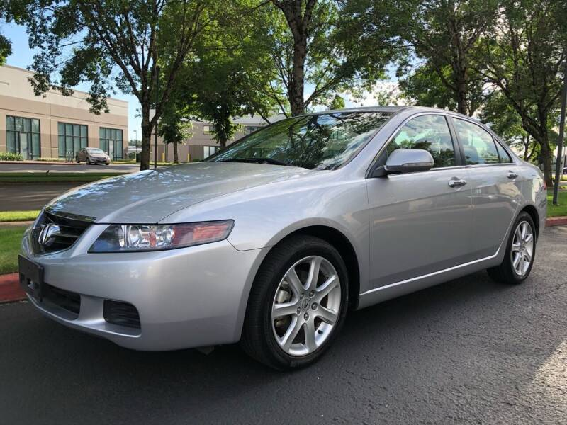 2004 Acura TSX for sale in Troutdale, OR