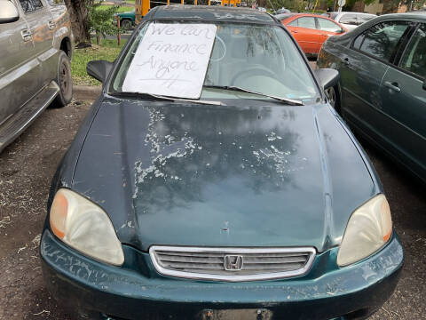 1998 Honda Civic for sale at Continental Auto Sales in White Bear Lake MN