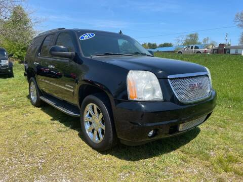 2011 GMC Yukon for sale at Court House Cars, LLC in Chillicothe OH