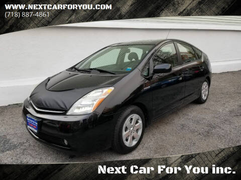 2008 Toyota Prius for sale at Next Car For You inc. in Brooklyn NY