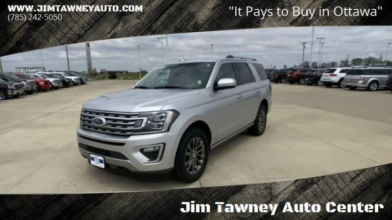 2019 Ford Expedition for sale at Jim Tawney Auto Center Inc in Ottawa KS