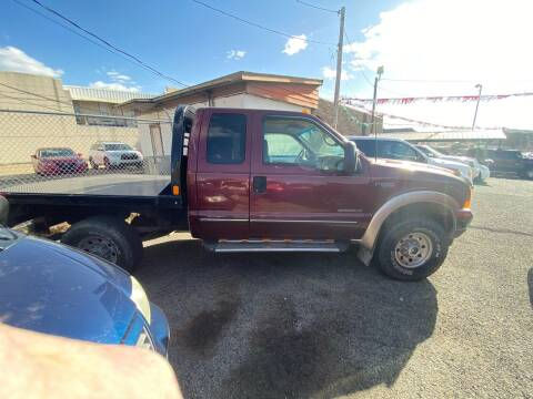 1999 Ford F-250 Super Duty for sale at E-Z Pay Used Cars in McAlester OK