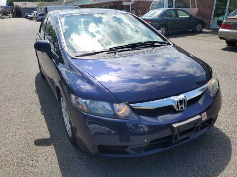 2009 Honda Civic for sale at 7 Sky Auto Repair and Sales in Stafford VA