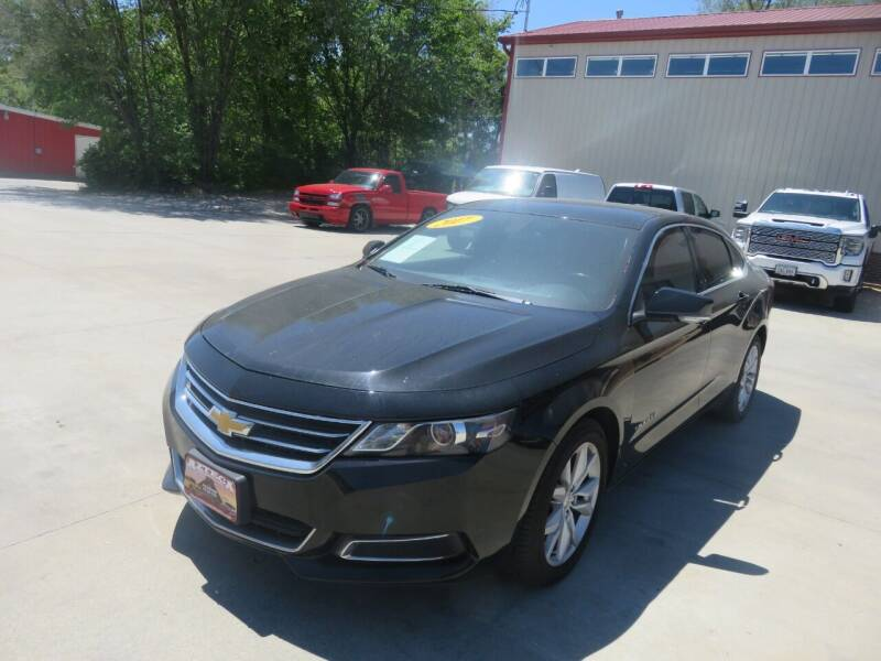 2017 Chevrolet Impala for sale at Azteca Auto Sales LLC in Des Moines IA