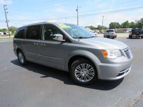 2013 Chrysler Town and Country for sale at Williams Auto Sales, LLC in Cookeville TN
