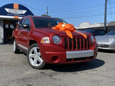2007 Jeep Compass for sale at OTOCITY in Totowa NJ